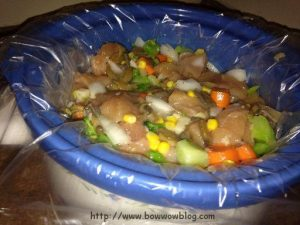 IMG 00781 300x225 Easy Crock Pot Recipes: Chicken Vegetable Chowder