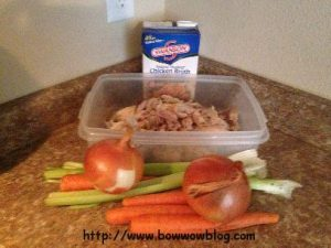 IMG 01291 300x225 Easy Recipes: Sues Cheater Chicken Soup