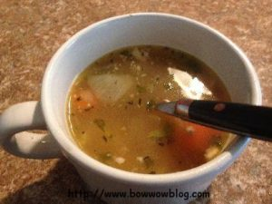 Sue's Cheater Chicken Soup